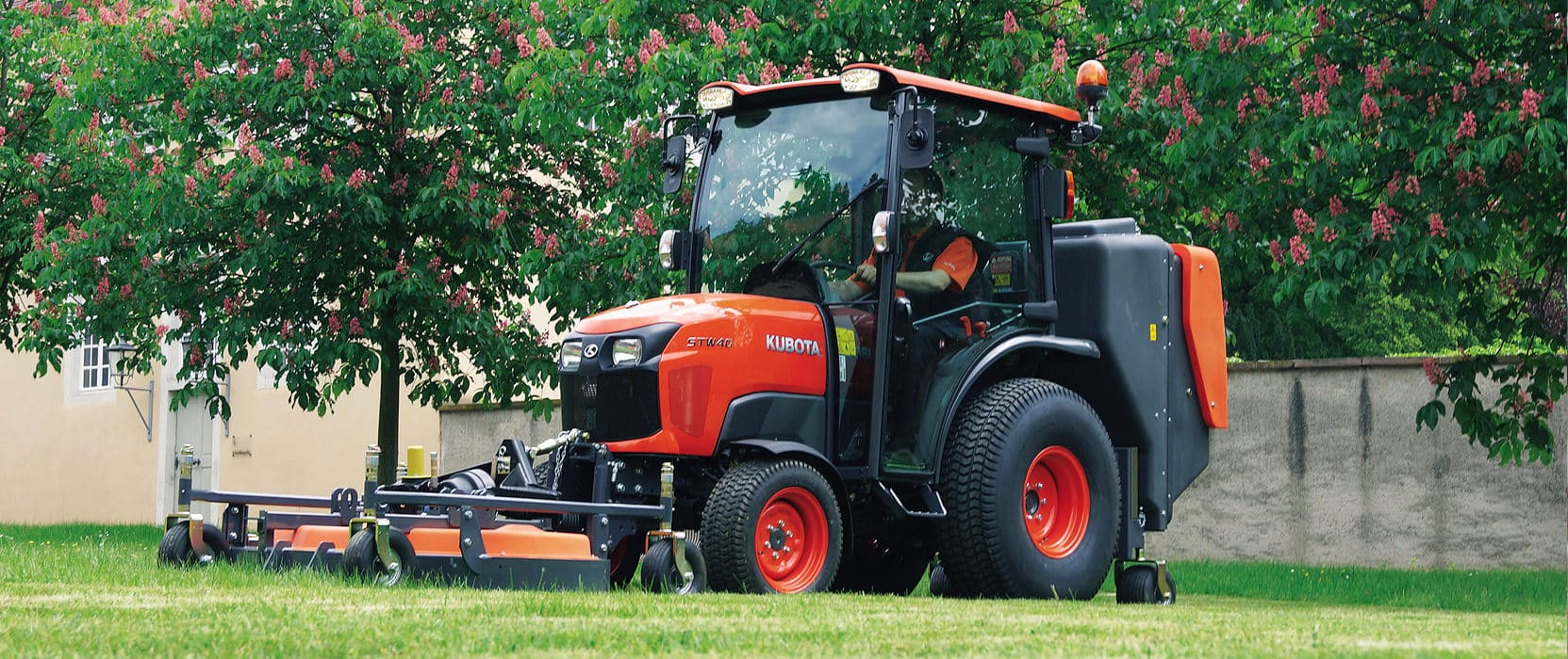 Tractor serie STW